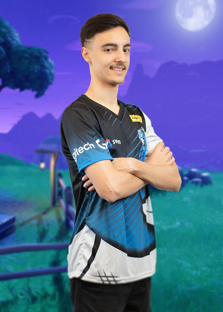 Moko unser neuer Fortnite Spieler
