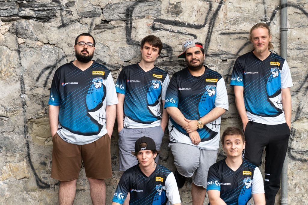 Our League of Legends Team for the Prime League