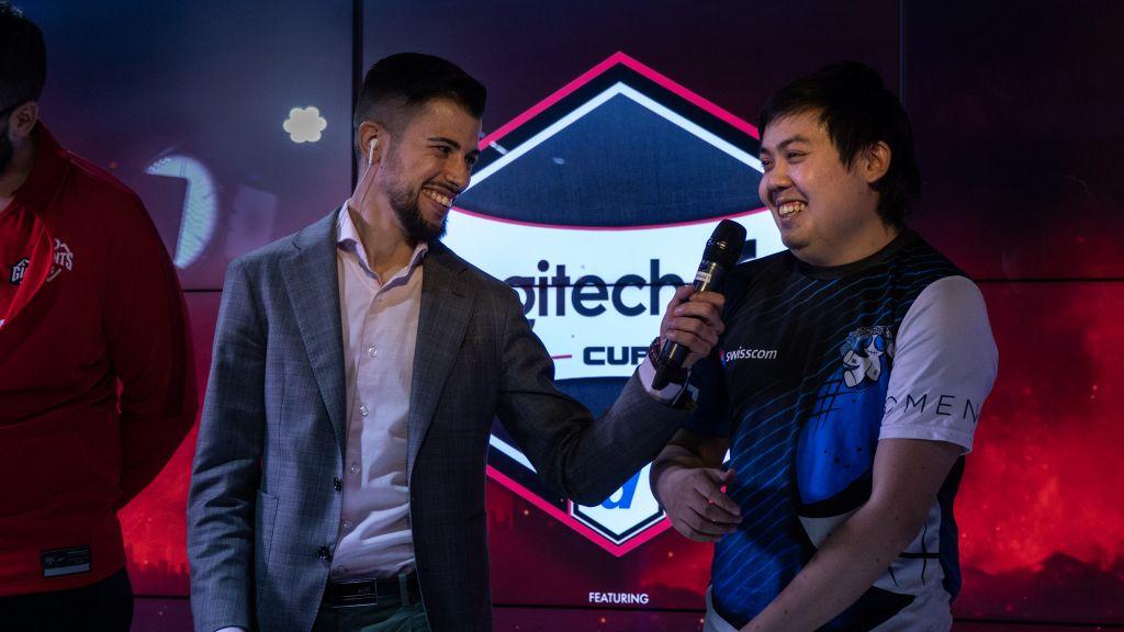 KiraKira am Logitech G Cup in der RedBull Gaming World